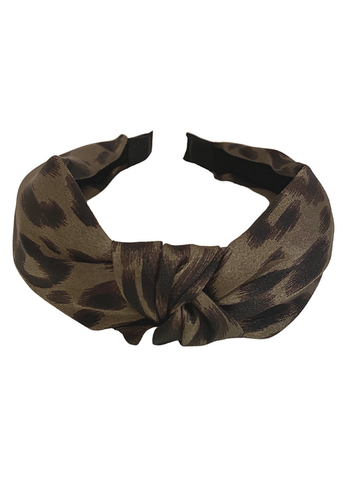 Leo Silk Headband