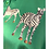 Thumbnail: Zebra Print Blouse