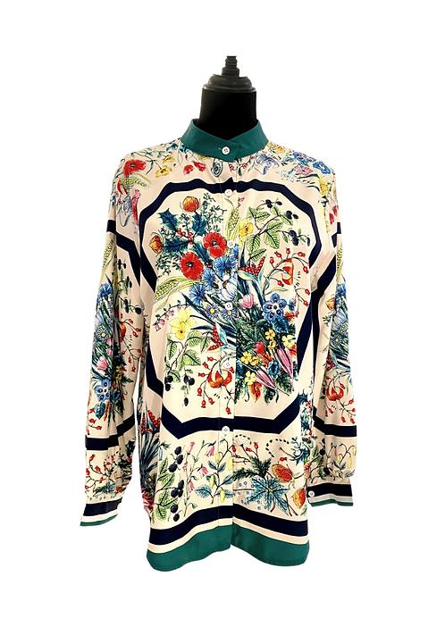 Flora print Shirt