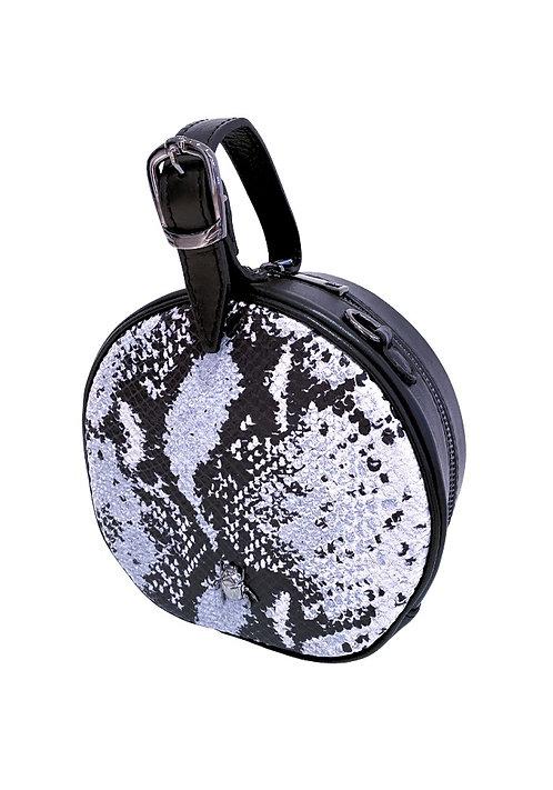 Python print Round Handbag