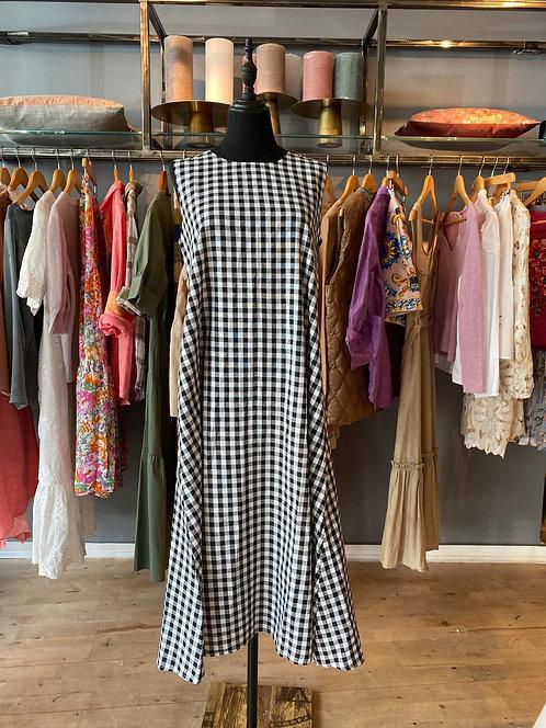 Tunic Gingham Dress
