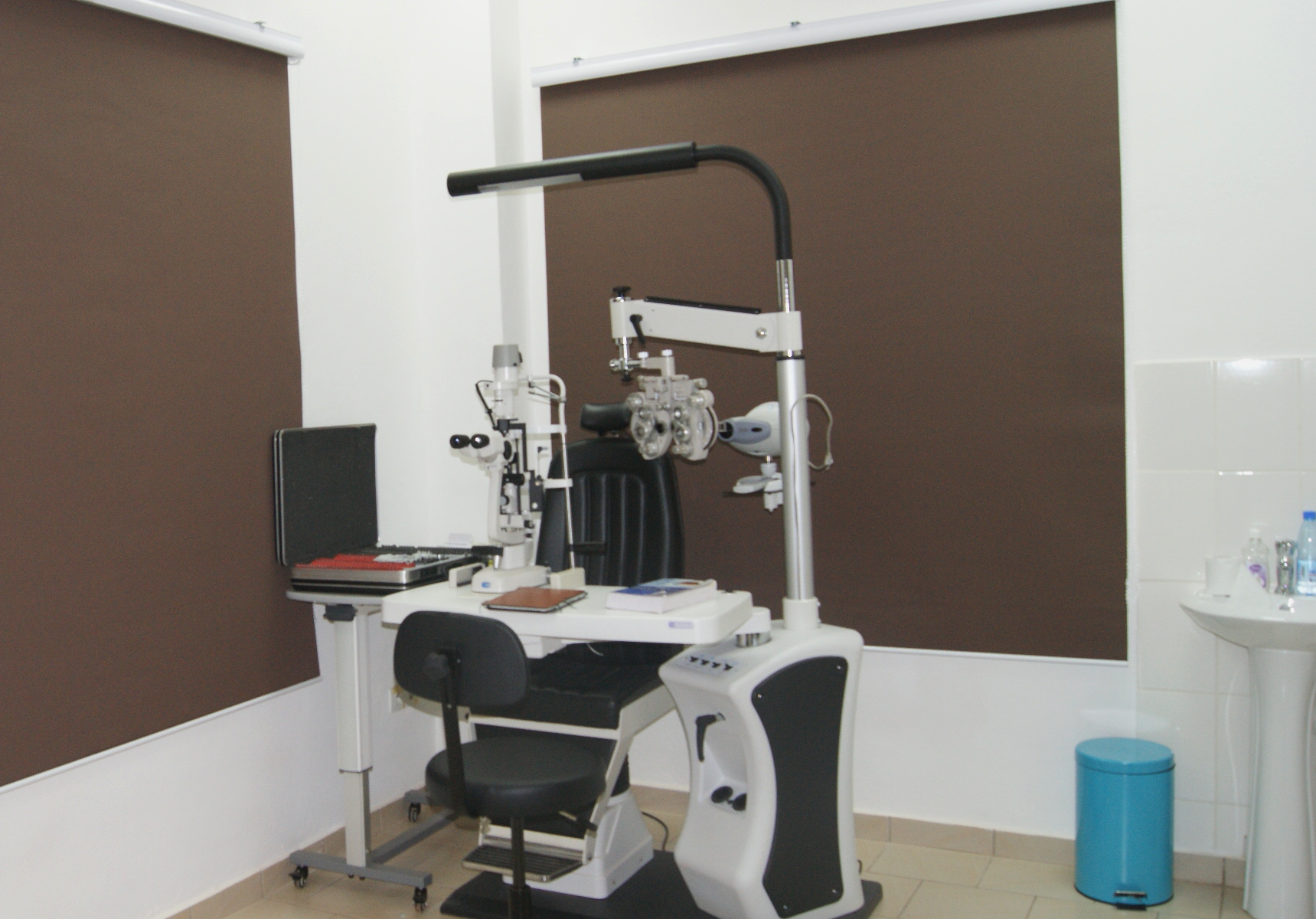 Dr's Consultation Room