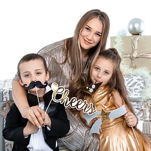 Алита с детьми