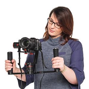 Бизнес портрет для Натальи видеографа
