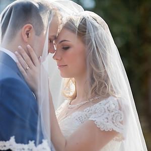Свадебная съёмка Елена + Александр