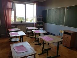 наш уютный класс