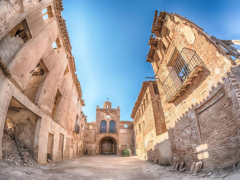 Ruins Syria