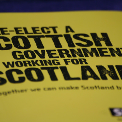 Why Scotland should re-elect the SNP tomorrow