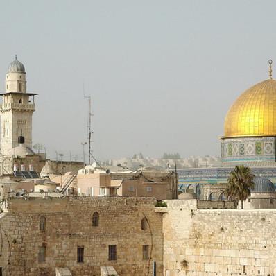 Israel, Palestine & Blame