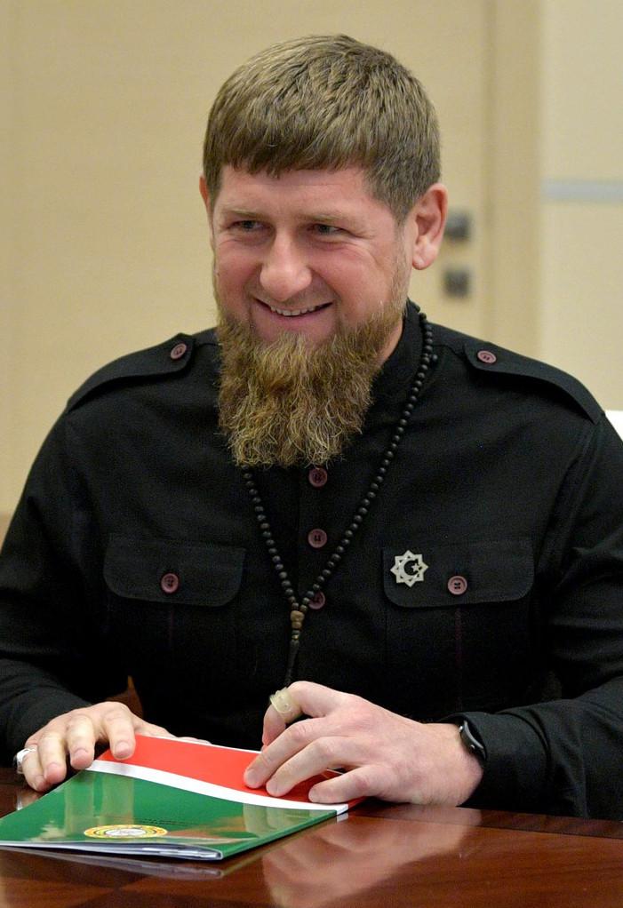 Ramzan Kadyrov Chechya