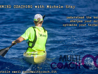 Michele Eray - Surfski Clinics