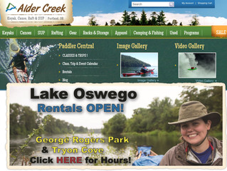 Alder Creek Outfiters joins the team