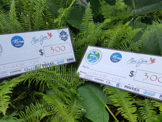 kauai hoe wa'a - Kauai World Challenge / Gorge Downwind Champs.