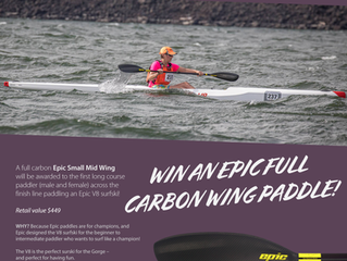 EPIC - 2 Mid wings donated for first M/F in V'8s on the long course!!