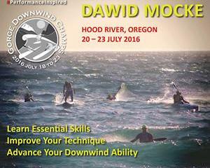 Dawid Mocke Surfski Clinics