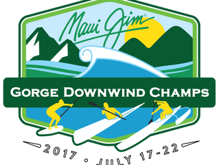 The Gorge Downwind Champs is now an official Maui Jim MaJORS Series race!!