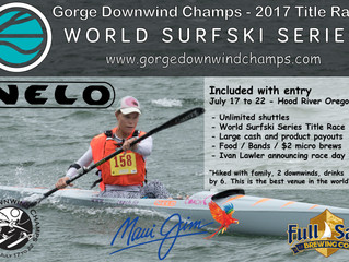 NELO Joins the team - Ski limit raised to 250. Training plans and packages by Michele Eray / Paddle