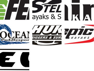 Major Thanks to our Surfski manufactures. - They have made it possible to open up 30 more slots for
