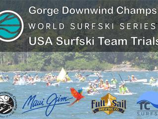 USA Surfski Team Trials - 2017
