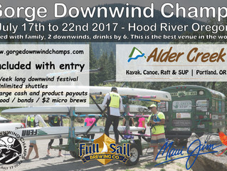 Alder Creek - Your one stop shop - only 5 Outrigger spots open before SOLD OUT.