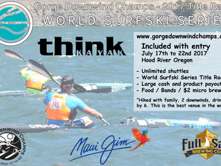 Think - Gorge Downwind Champs - ZEN