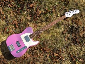 Unicorn Pink Bass