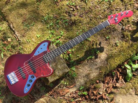 Beachcomber Red 5 String
