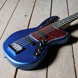 Beachcomber Blue 5 String