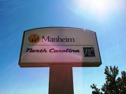 Manheim North Carolna Auto Auction