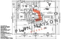 maison 2 etage plan