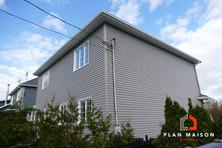 maison a etage contemporaine