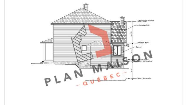 idee plan maison etage