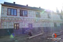 plan de maison avec etage