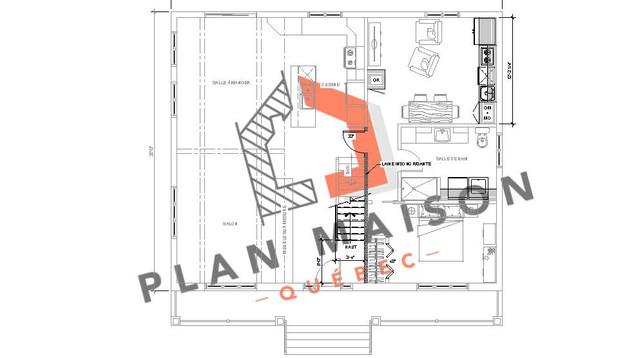 model maison a etage