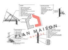 plan construction bois