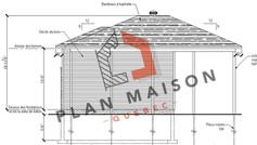 modele de maison plain pied avec garage