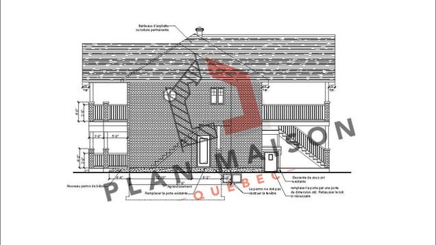 plans de maison du québec