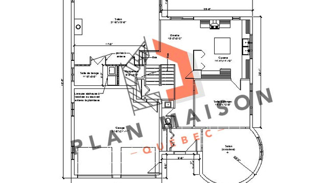 plan amenagement