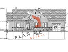 moderne maison