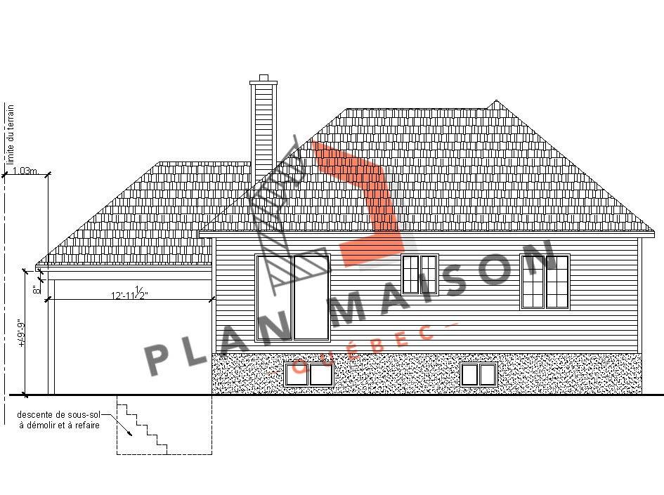 dessin construction maison