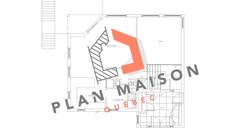 plan de maison a etage 4 chambres
