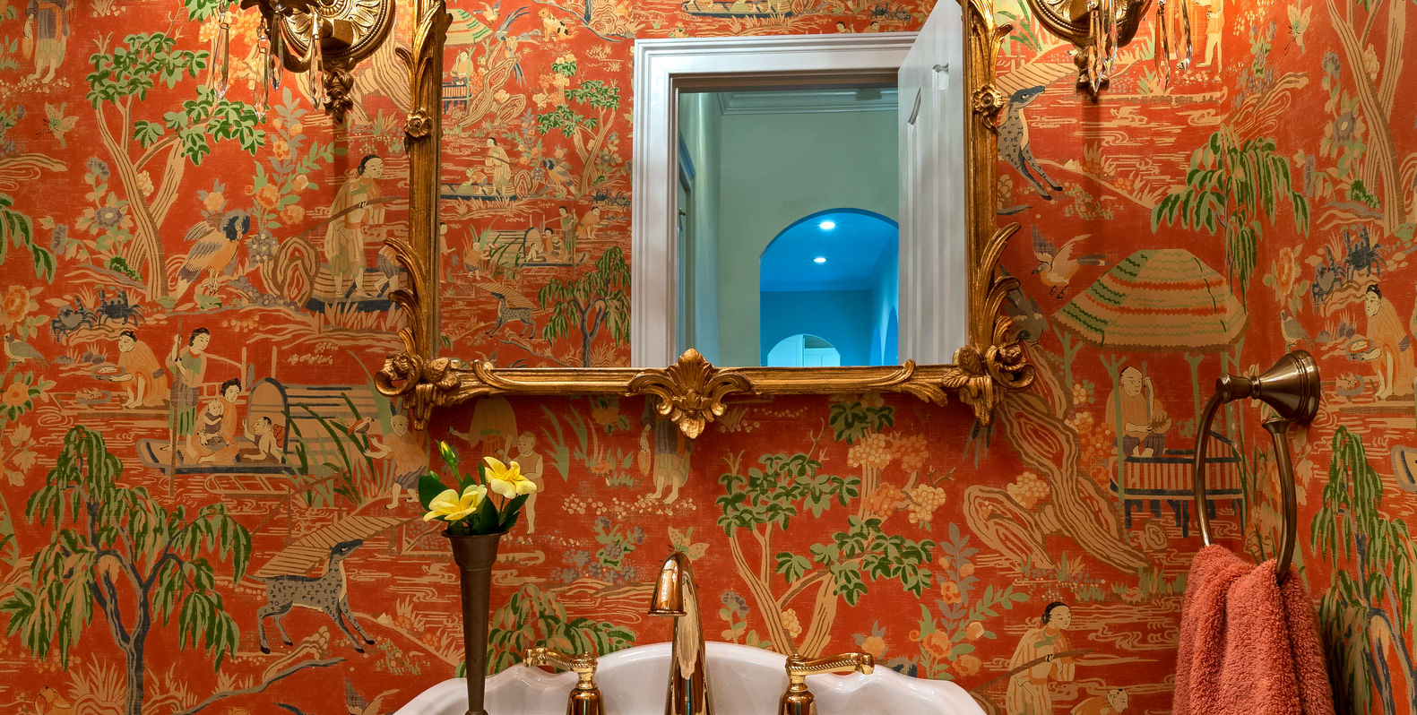 Powder-Room-Design-Chinoiserie
