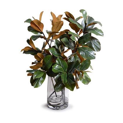 """20"""" Magnolia Leaf Arrangement"""