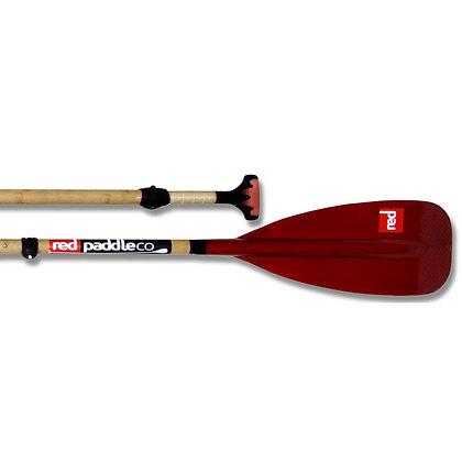 Bamboo Glass fiber paddle vario 3 deler