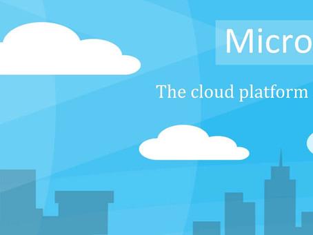 Microsoft y sus dos nuevos servicios con Azure