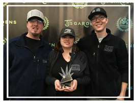 Glass House Grown wins award for HIGHEST THC at the 2016 Cannabis Classic