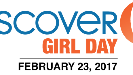 Sign up to be a Girl Day role model