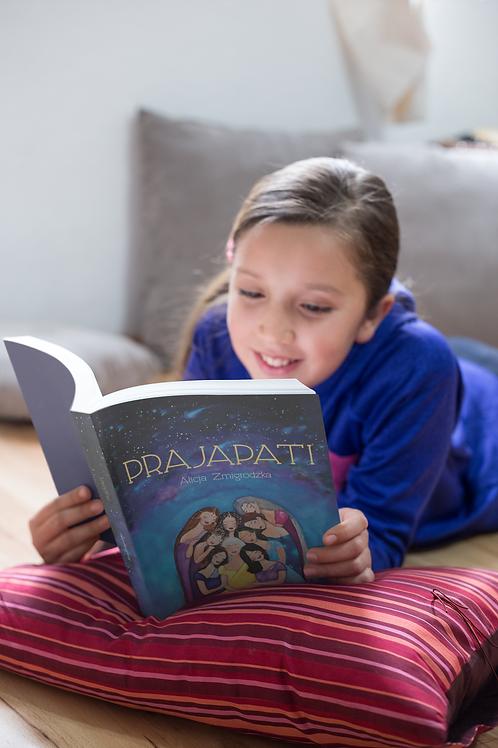 Buy 2, get 1 free! Prajapati, Little Hero & 21 Taras Coloring Book