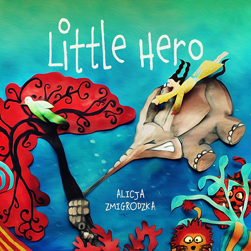 Little Hero: The Buddha's Way of Awakening for Children