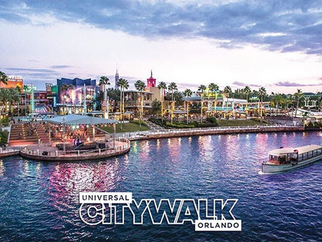 Universal City Walk Now Open!!